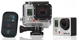 Экшн камера GoPro Hero 3 Black Edition