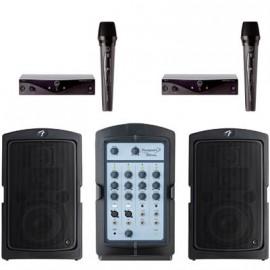 Комплект звука 1 (150 Вт) на зал до 40 человек