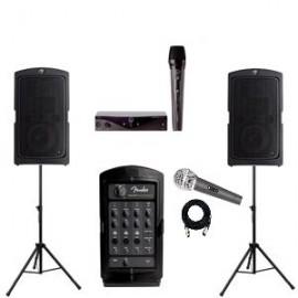 Комплект звука MINI (175 Вт) на зал до 40 человек