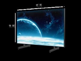 Экран 5.5 x 3.5 м