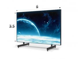 Светодиодный экран 6 x 3.5 м