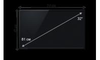 Плазменная (LED) ЖК панель 32 дюйма (81 см)