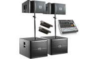 Комплект звука Full Kit (5000 Вт)
