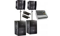 Комплект звука Power (10 000 Вт)