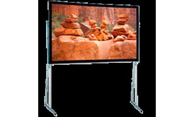 Экран для проектора на раме 244*142 см