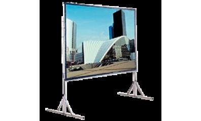 Экран для проектора на раме 305*229 см