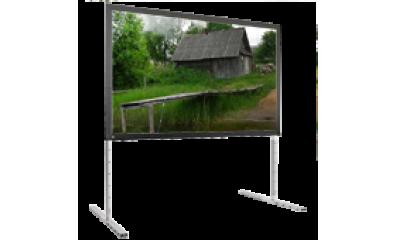 Экран для проектора на раме 508*295 см