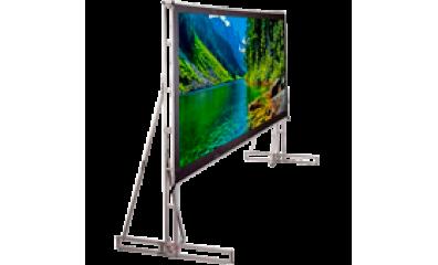 Экран для проектора на раме 640*488 см