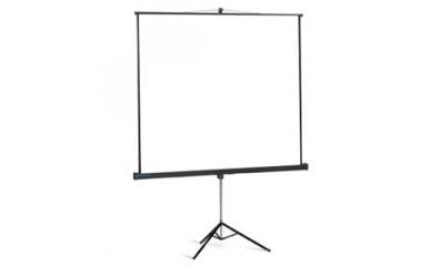 Экран для проектора на треноге 180*180 см