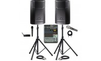 Комплект звука COMPACT BOOSTED (1500 Вт)