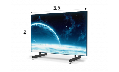 Экран 3.5х2 м