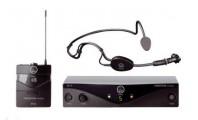 Радиомикрофон с оголовьем AKG WMS 45 Sport